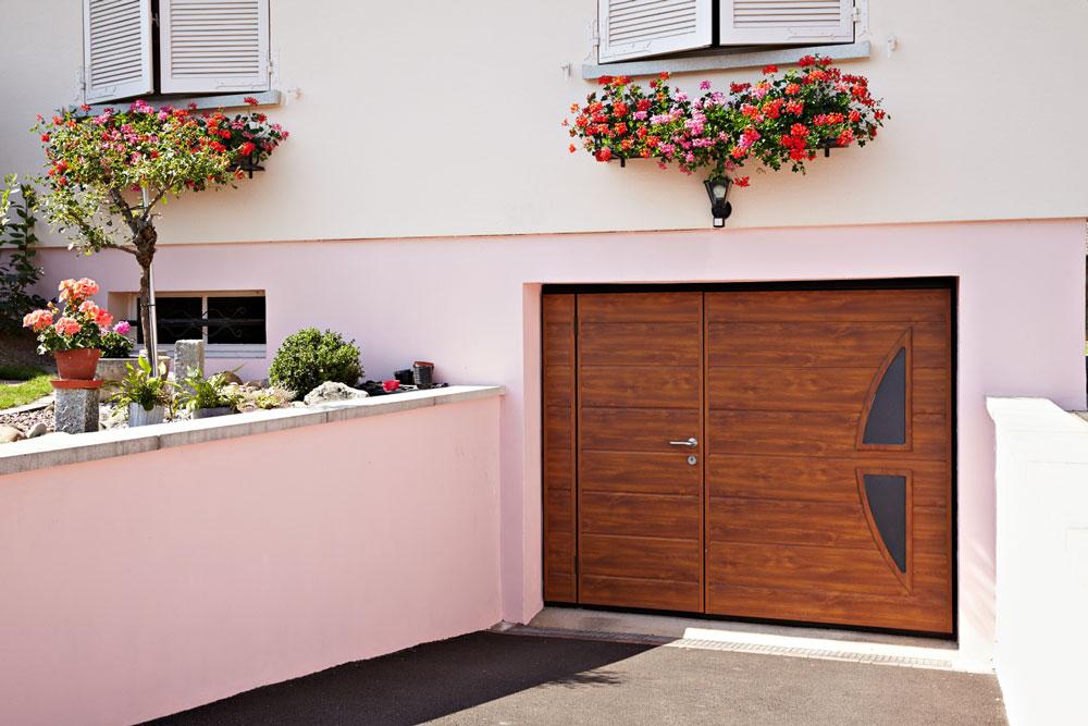 porte de garage loreas